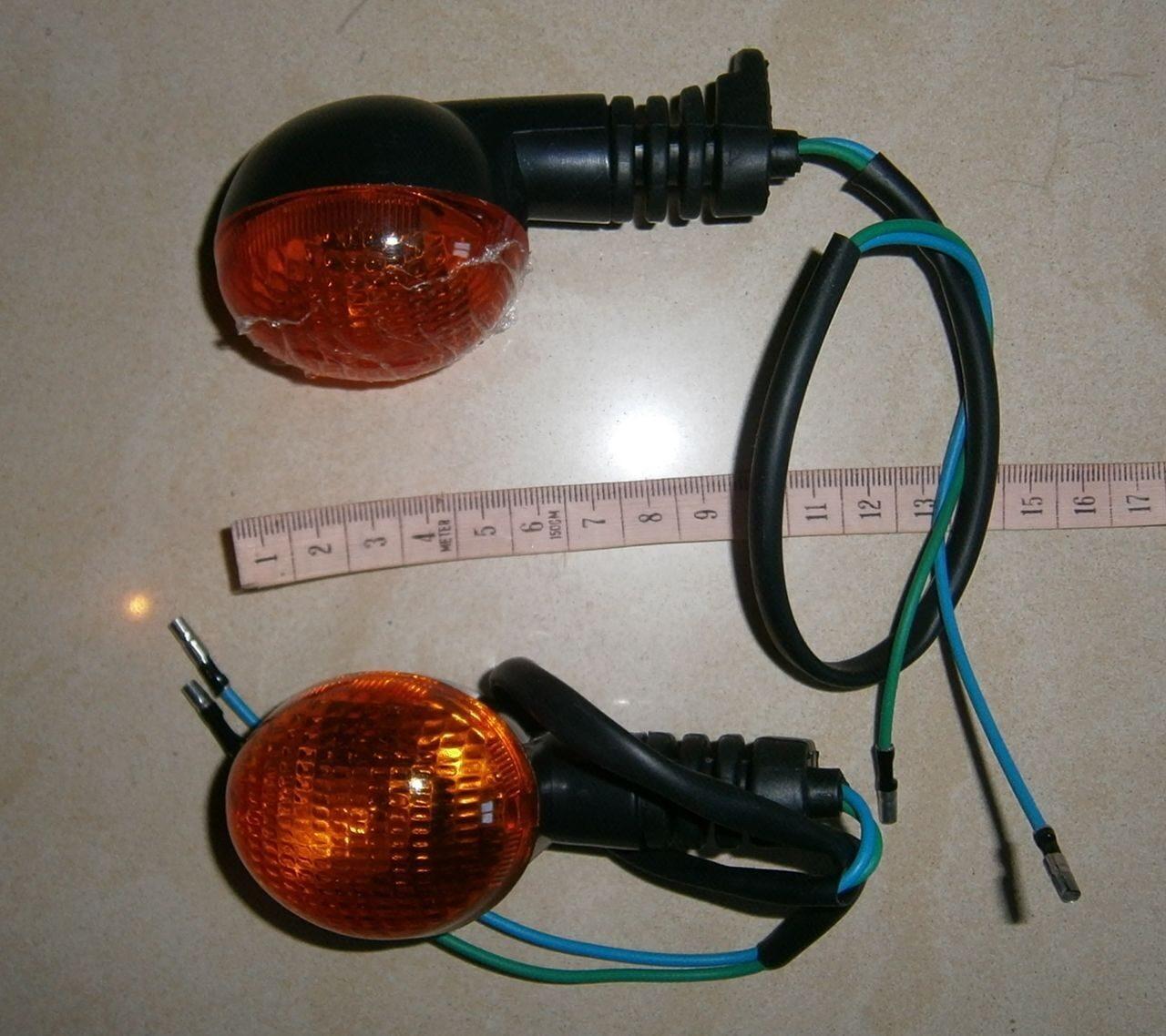 Замена штатного света на скутере DRIVE 2 9