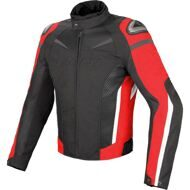 Мотокуртка Dainese Super Speed D-Dry Black Red White