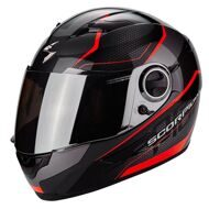 Шлем Scorpion EXO-490 Vision Black Red