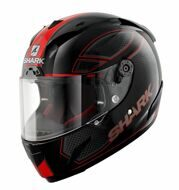 Шлем Shark Race-R Pro Chaz Black / Red / Anthracite
