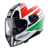 Шлем Caberg Drift Shadow White Red Green