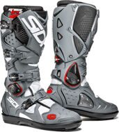 Кроссовые мотоботы Sidi Crossfire 2 SRS White Grey Black