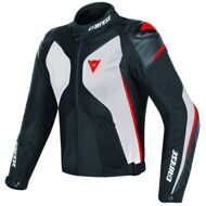 Спортивная куртка Dainese Super Rider D-Dry White Black Red