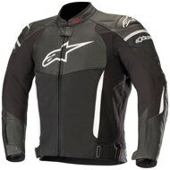 Кожано-текстильная куртка Alpinestars SP-X Air Black White
