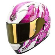 Шлем Scorpion Exo-1200 Air Lilium White Pink