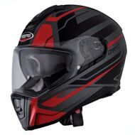 Шлем Caberg Drift Shadow Matt Grey Black Red