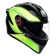 Шлем AGV K1 Qualify Black Lime