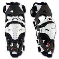 Защита коленей UFO Morpho Fit Knee Brace White пара
