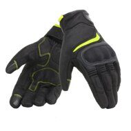 Мотоперчатки Dainese Air Master Black Yellow