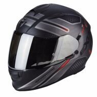 Шлем Scorpion EXO-510 Air Route Matt Black Red