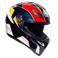 Шлем AGV K1 Pitlane Blue Red Yellow