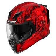 Шлем Icon Airflite Krom Red