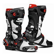 Мотоботы Sidi Rex Air White Black