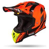 Кроссовый шлем Airoh Aviator 2.3 Bigger Orange Matt