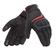 Мотоперчатки Dainese Air Master Black Red