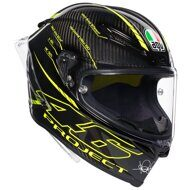 Шлем AGV Pista GP R Project 46 3.0 Carbon