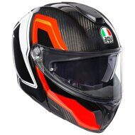 Шлем-модуляр AGV Sportmodular Sharp Carbon