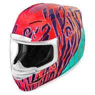 Шлем Icon Airmada Wild Child Orange