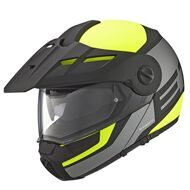 Шлем-модуляр Schuberth E1 Guardian Yellow