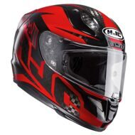 Шлем HJC RPHA 11 Carbon Lowin Red Black