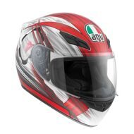 Шлем AGV K-4 EVO Hang On White Red