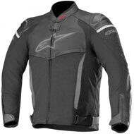 Кожано-текстильная куртка Alpinestars SP-X Black