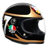 Шлем AGV X3000 Barry Sheene