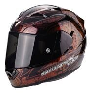 Шлем Scorpion Exo-1200 Air Fantasy Black Red