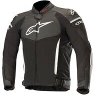 Кожано-текстильная куртка Alpinestars SP-X Black White