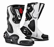 Мотоботы Sidi Cobra White Black
