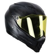 Шлем AGV AX-8 Evo Naked Carbon Fury Carbon Black