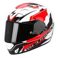 Шлем Scorpion Exo-1200 Air Sharp White Red