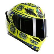 Шлем AGV K1 Winter Test 2015 Rossi