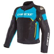 Текстильная куртка Dainese Dinamica Air D-Dry Black Blue Yellow