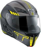 Шлем-модуляр AGV Compact Seattle Matt Black
