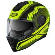 Шлем Caberg Drift Flux Matt Black Yellow Fluo