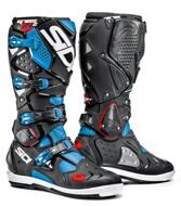 Кроссовые мотоботы Sidi Crossfire 2 SRS Light Blue Black