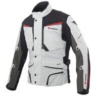 Текстильная куртка Dainese Sandstorm Gore-Tex Grey Black Red