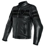 Кожаная куртка Dainese 8-Track Perforated Black