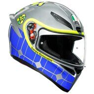 Шлем AGV K1 Rossi Mugello 2015 Top