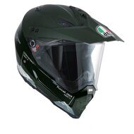 Шлем AGV AX-8 Dual Evo Wild Frontier Military Green