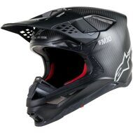 Кроссовый шлем Alpinestars Supertech S-M10 Carbon