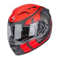 Шлем Scorpion Exo-1200 Air Stream Tour Black Red