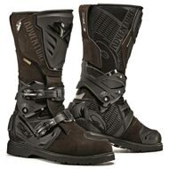 Мотоботы Sidi Adventure 2 Gore-Tex Black Brown