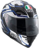 Шлем AGV Horizon Stamina Black Blue