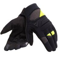 Мотоперчатки Dainese Fogal Black Yellow Unisex