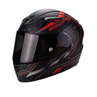 Шлем Scorpion EXO-2000 Evo Air Cup Matt Black Red