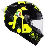 Шлем AGV Corsa R Iannone Winter Test 2017 Replica LTD