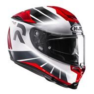 Шлем HJC RPHA 70 Octar White Black Red