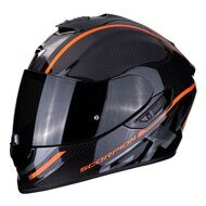 Шлем Scorpion EXO-1400 Air Carbon Grand Black Orange